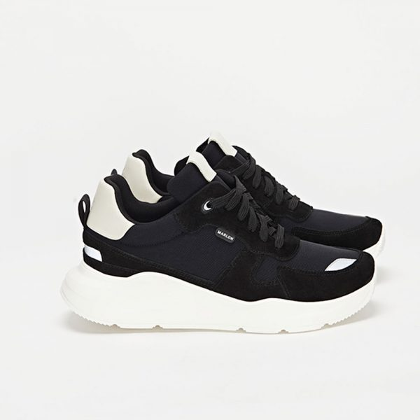 001-BLACK-LATERAL-CHICO-MARLON-SNEAKERS