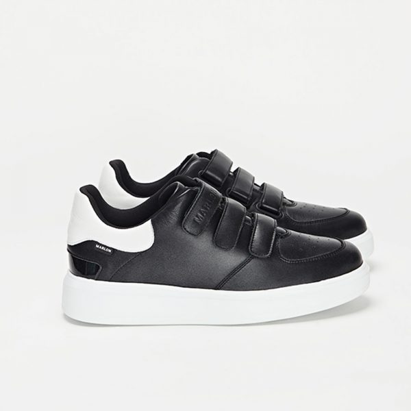 004-BLACK-LATERAL-CHICO-MARLON-SNEAKERS