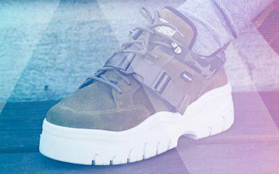 Zapatillas con plataforma: aún más cómodas con Marlon